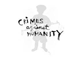 Crimes Against Humanity  Artwork by Linda Zacks