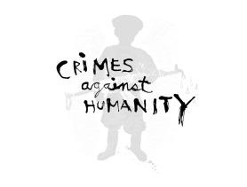 Crimes Against Humanity  Artwork by Linda Zacks